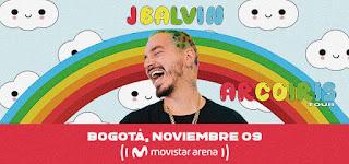 Concierto de JBALVIN en Bogotá 2019