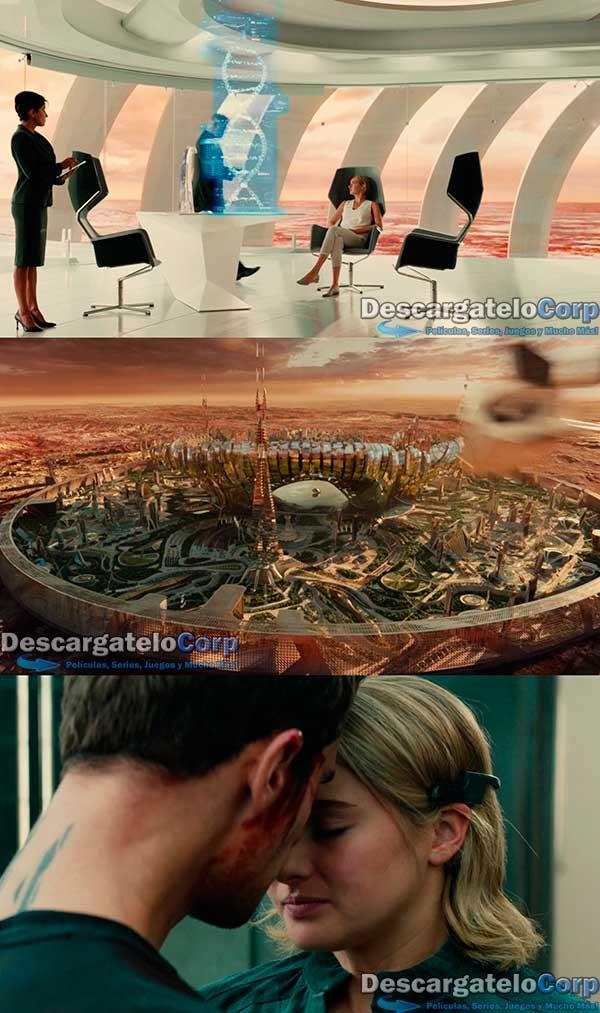 The Divergent Series Allegiant HD 1080p