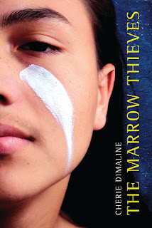 what i m reading: the marrow thieves, the glass beads
