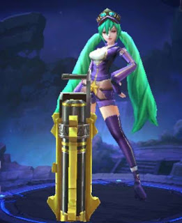 Build Layla Mobile Legends Savage