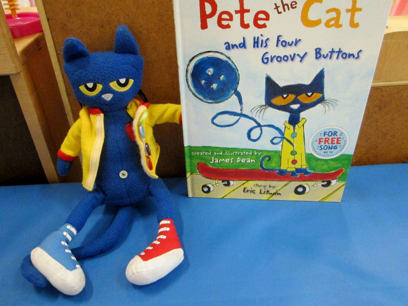 Strongstart Pete The Cat S Belly Button
