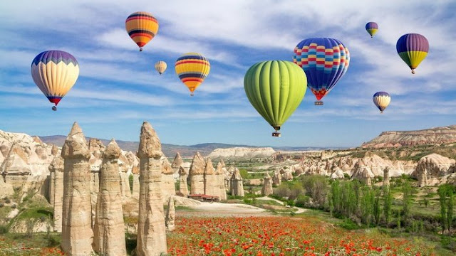 The Beauty and Stories of Turkish Cappadocia
