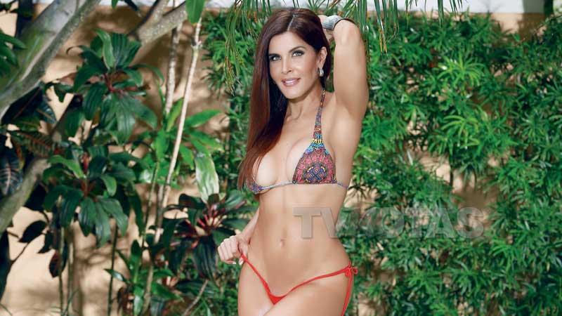 Adriana Cataño bikini 2017 tvnotas