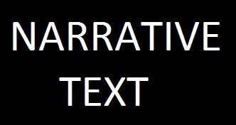 narative-text