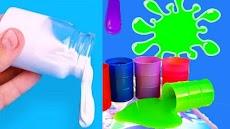 Cara Mudah Membuat Slime dengan Bahan yang Aman dan Murah