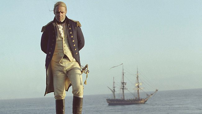 Cine y Coaching: Master and Commander