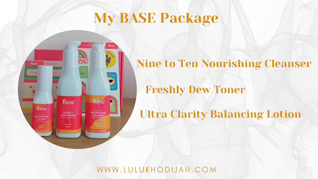 BASE Skincare Package