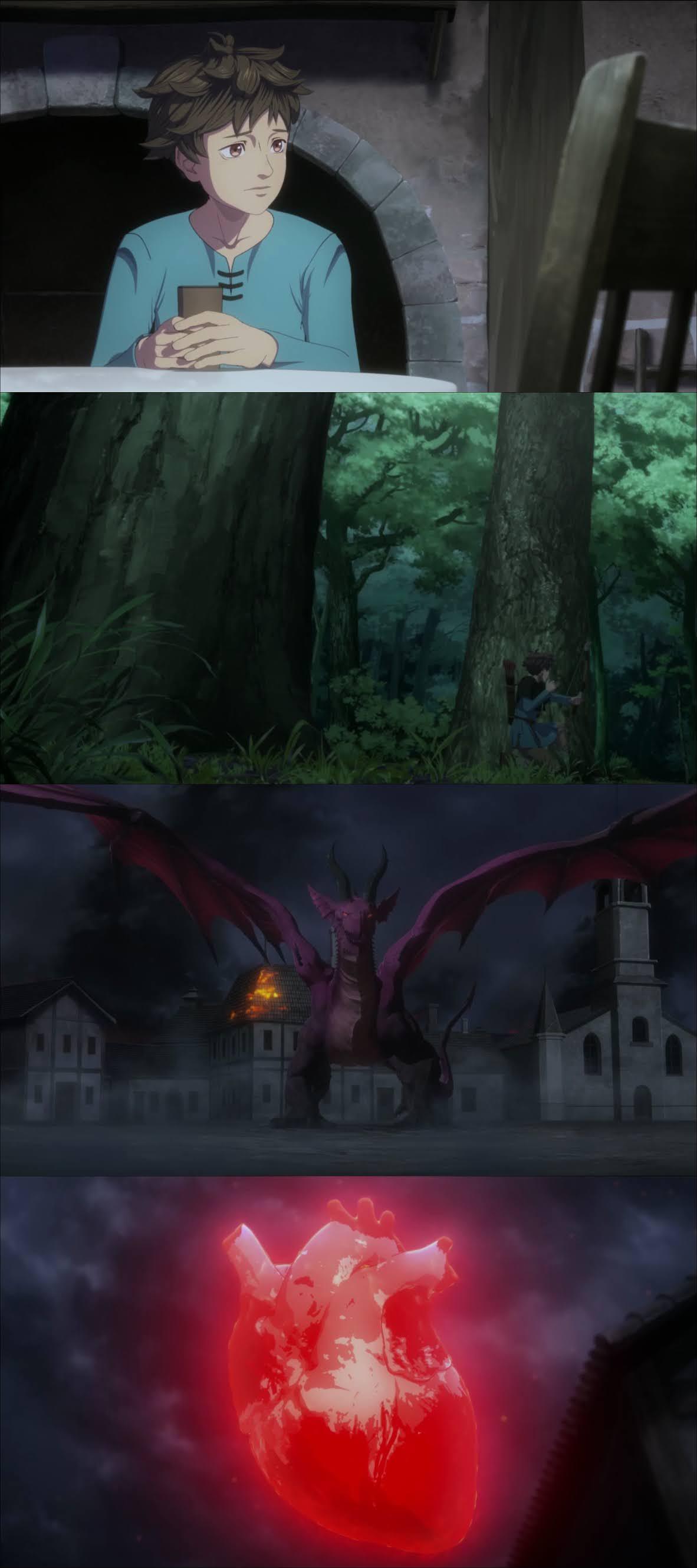 Dragon's Dogma Temporada 1 Completa HD 1080p Latino