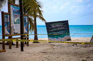 playas-isla-mujeres-cerradas-coronavirus