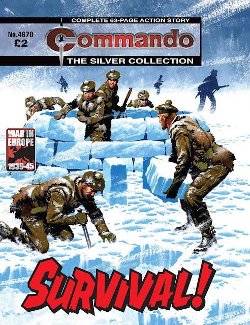 Commando #4670