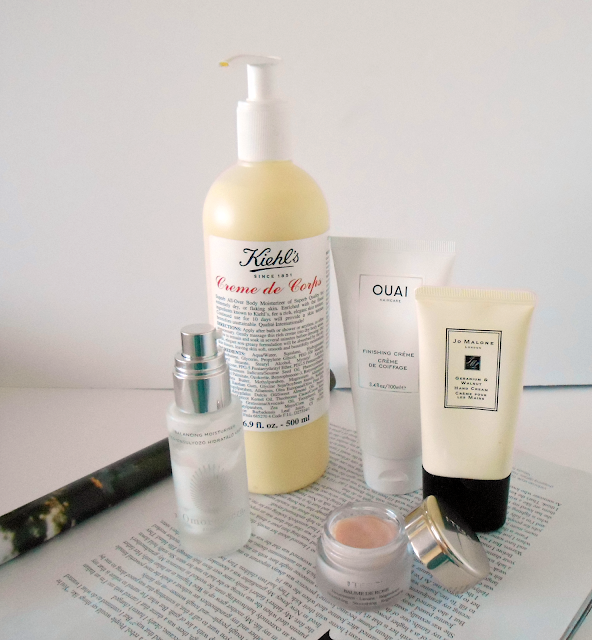 five current beauty favourites feat. Kiehl's, Omorovicza, By Terry, Jo Malone & Ouai Haircare