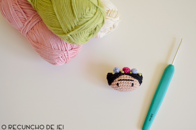 Amigurumi Frida Kahlo : Mejores imágenes de diy amigurumi en muñecos de