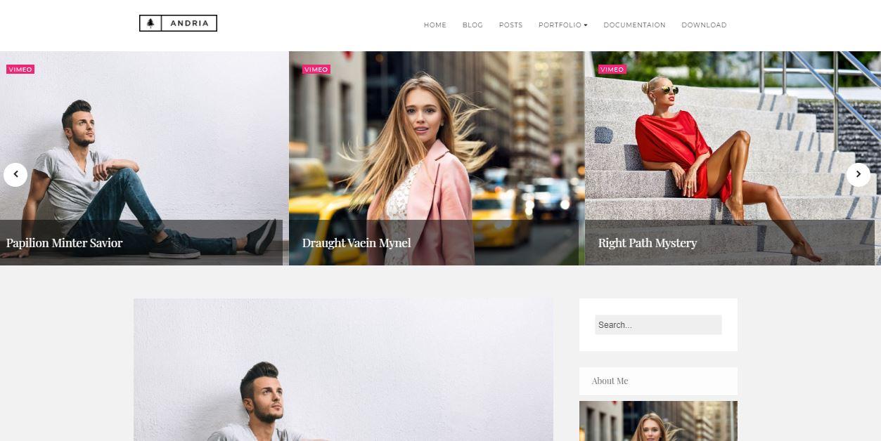 Andria-premium-version-responsive-blogger-template-free-download