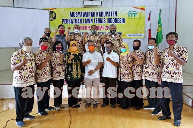 PELTI Lumajang Gelar Musyawarah Kabupaten Tahun 2020
