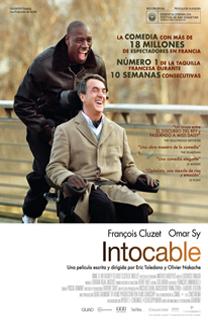 Película Intocable, de Olivier Nakache y Eric Toledano - Cine de Escritor