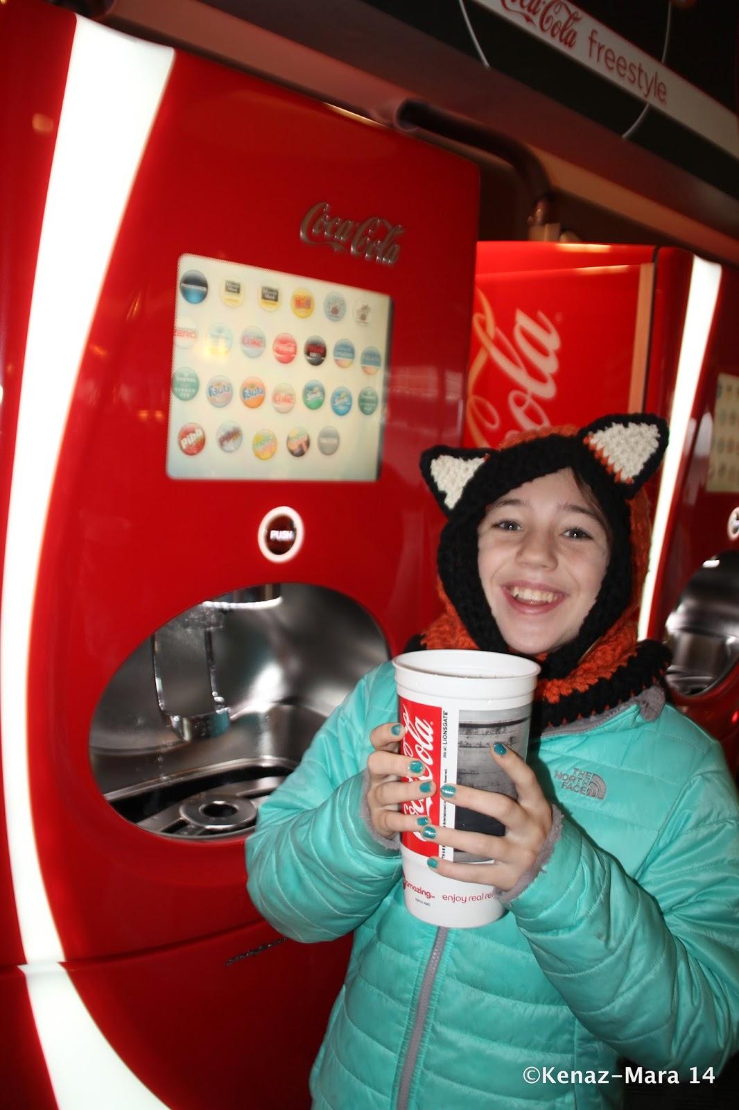 ChiIL Mama : Coca-Cola Fueled Adventures At AMC Theatres