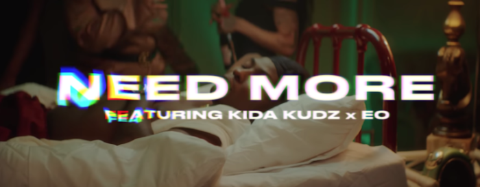 "[Video] Reekado Banks – ""want more"" feet. Kida Kudz, EO"