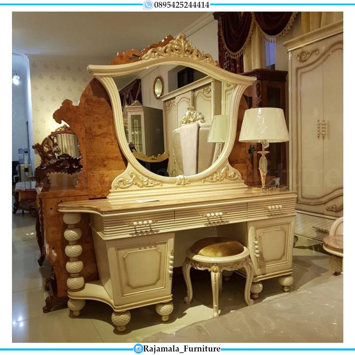 Desain Meja Rias Mewah Vanity Room Luxury Interior Inspiring RM-0550