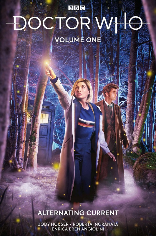 Cover of Doctor Who: Alternating Current Tp