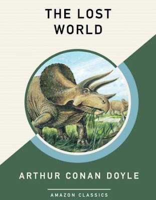 The Lost World by Arthur Conan Doyle pdf free Download