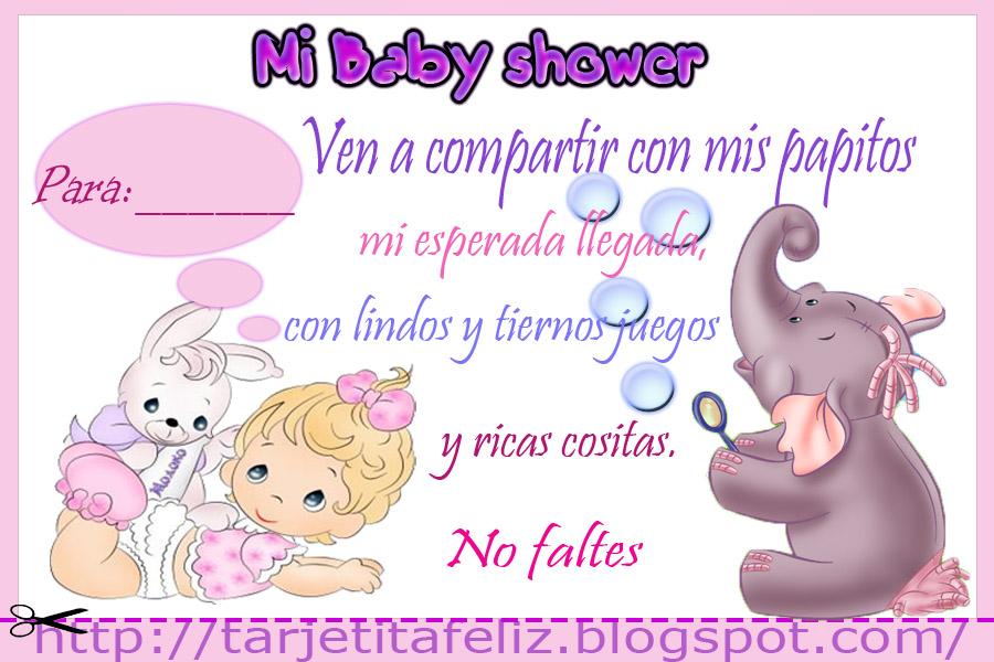 Frases Para Poner En Invitaciones De Baby Shower Free