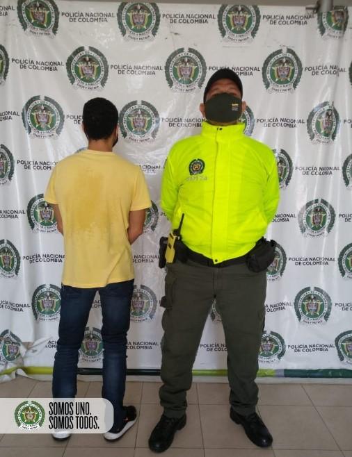 hoyennoticia.com, Capturado por homicidio en Aguachica