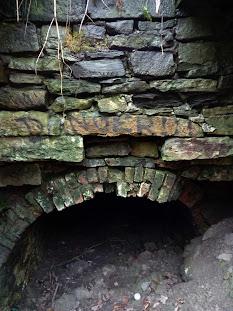 tunnel entrance to hidden tunnel derelictmanchester.com