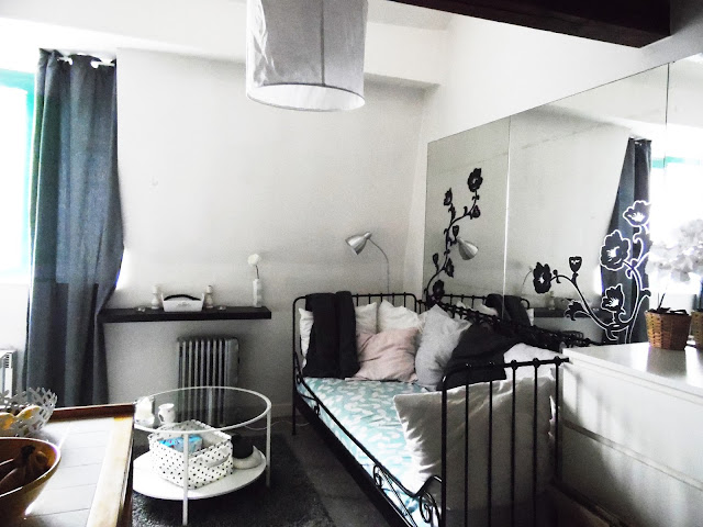 Someonemore charline mon studio tudiant conseils pour for Decorer appartement etudiant
