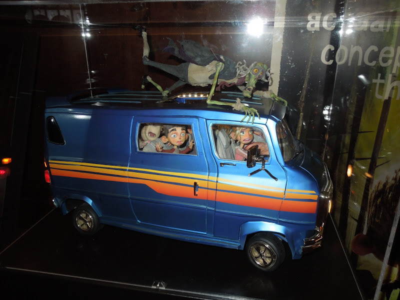 Mitch Downe model van ParaNorman