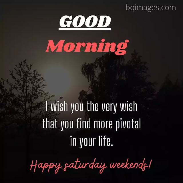 good morning Saturday images HD free download