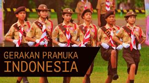Sejarah Lahirnya Pramuka di Indonesia