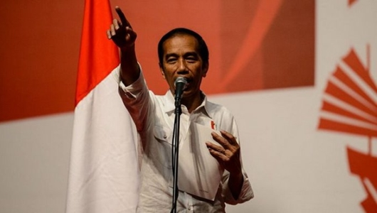 Presiden Jokowi Serukan Kedewasaan Berdemokrasi