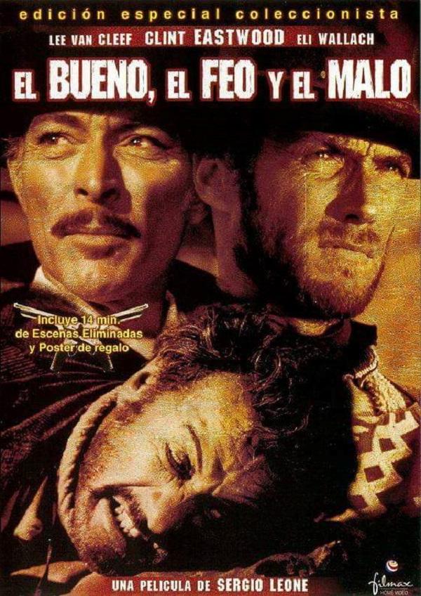 Descargar El bueno, el feo y el malo (1966) - Sergio Leone - Español Latino