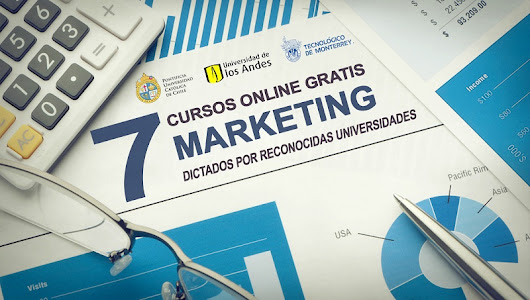 7 cursos de Marketing dictados por reconocidas universidades