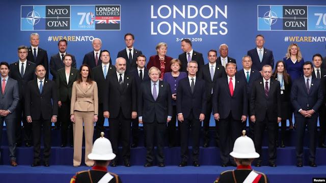 Líderes de la OTAN celebran cumbre en medio de marcadas diferencias
