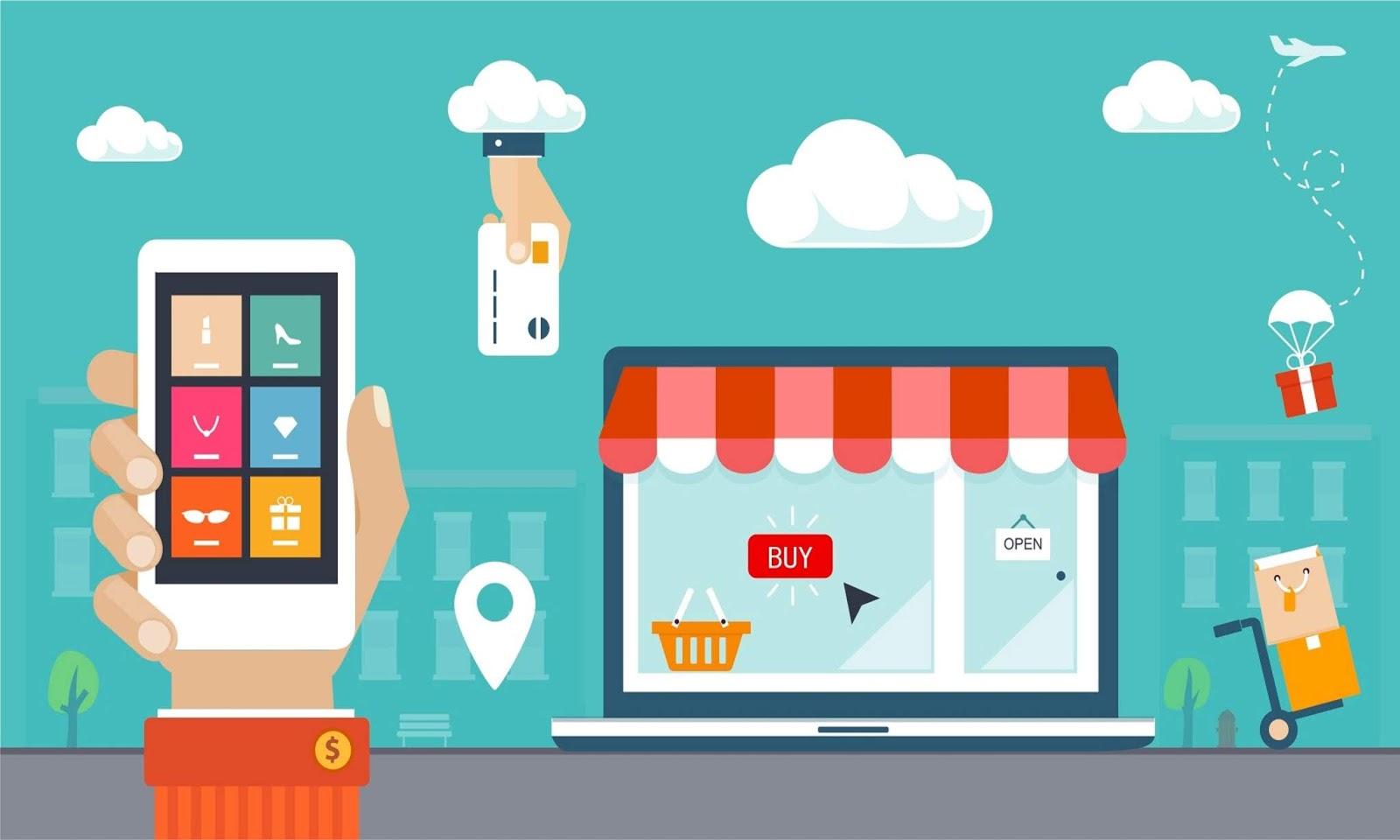 Bisnis Online Modern Paling Menjanjikan Dengan Modal Kecil ...