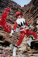 Lightning Collection Lost Galaxy Red Ranger 33