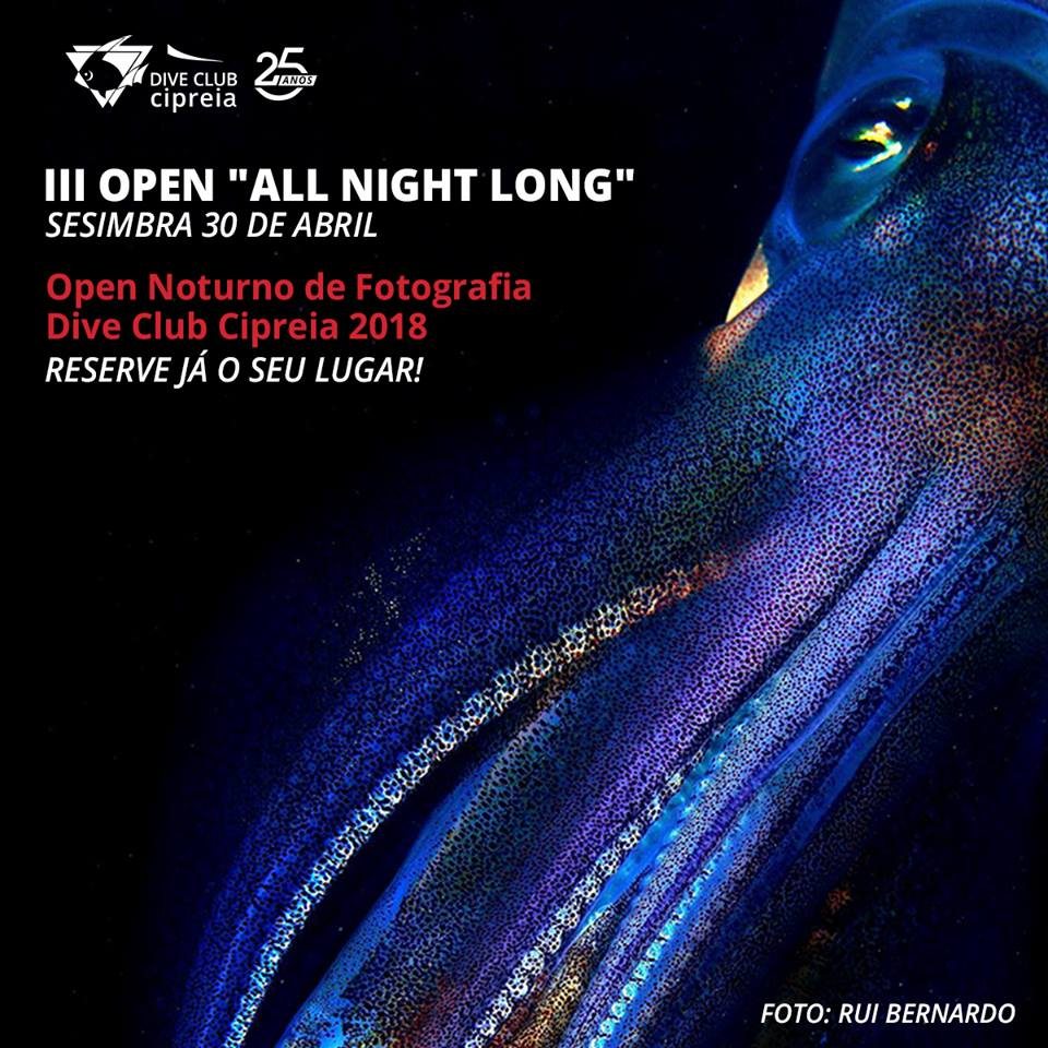 III OPEN ALL NIGHT LONG 2018