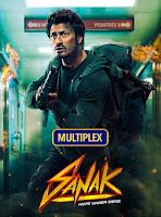 Sanak 2021 Full Movie [Hindi-DD5.1] 720p & 1080p HDRip