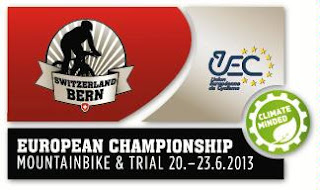 MOUNTAIN BIKE-Europeo Berna 2013 (Suiza)