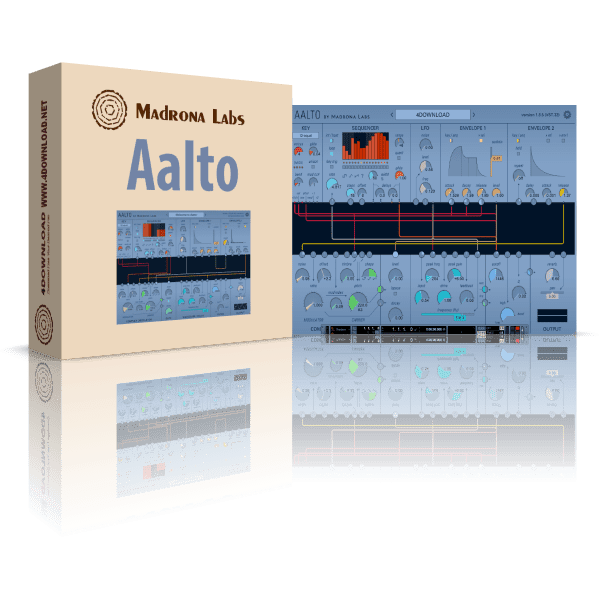 Madrona Labs Aalto v1.8.5 Full version