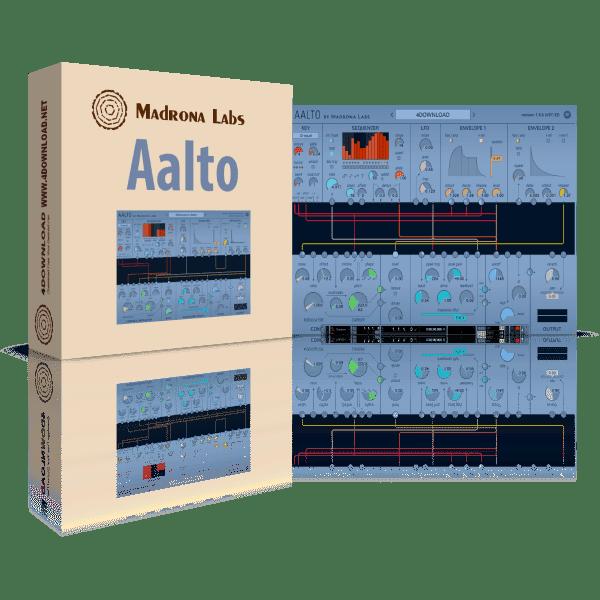 Madrona Labs - Aalto v1.8.5 Full version