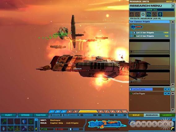 Homeworld 2 ScreenShot 01