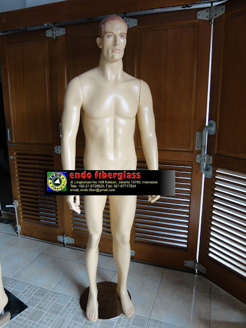 Jual Patung Mannequin | Manekin Full Body Pria