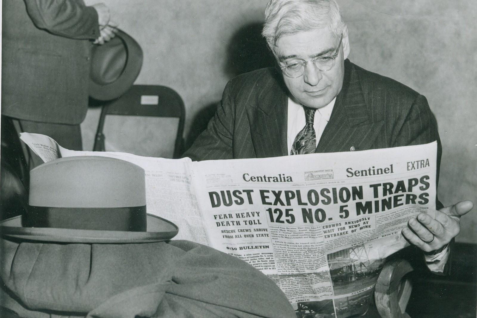 1947 centralia mine disaster