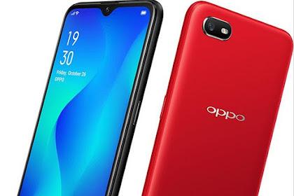 Oppo A1K - Full phone specification