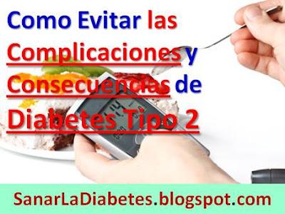 Como-Evitar-las-Complicaciones-Consecuencias-de-Diabetes-Tipo 2