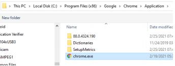 aplikasi Chrome