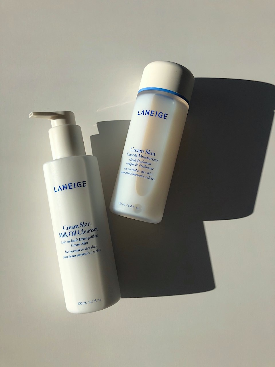 Laneige Cream Skin Milk Oil Cleanser: A quick review