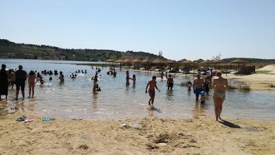 Areal da Praia da Ribeira